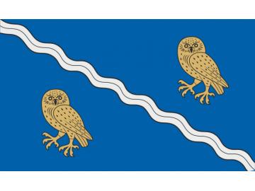 Pravieniškių vėliava