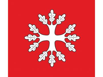 Šveicarijos (Jonavos r.)  vėliava