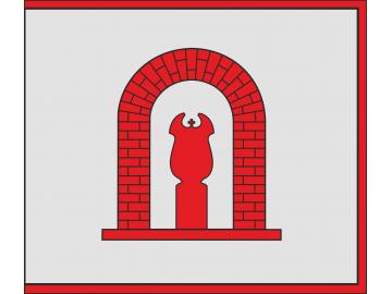 Agluonėnų  vėliava