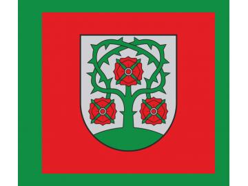 Domeikavos  vėliava