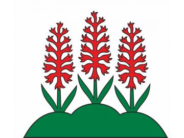 Linksmakalnio  vėliava