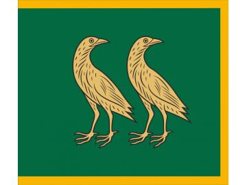 Užliedžių vėliava