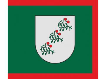 Ežerėlio vėliava
