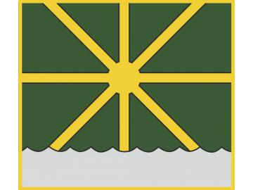 Gelgaudiškio vėliava