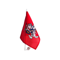 Automobilinės vėliavėlės kotelis