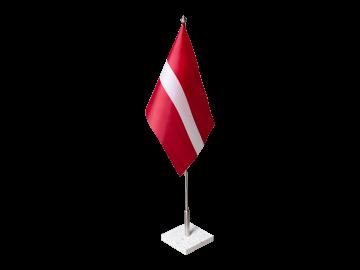 Latvijos stalo vėliavėlė