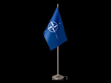 NATO stalo vėliavėlė