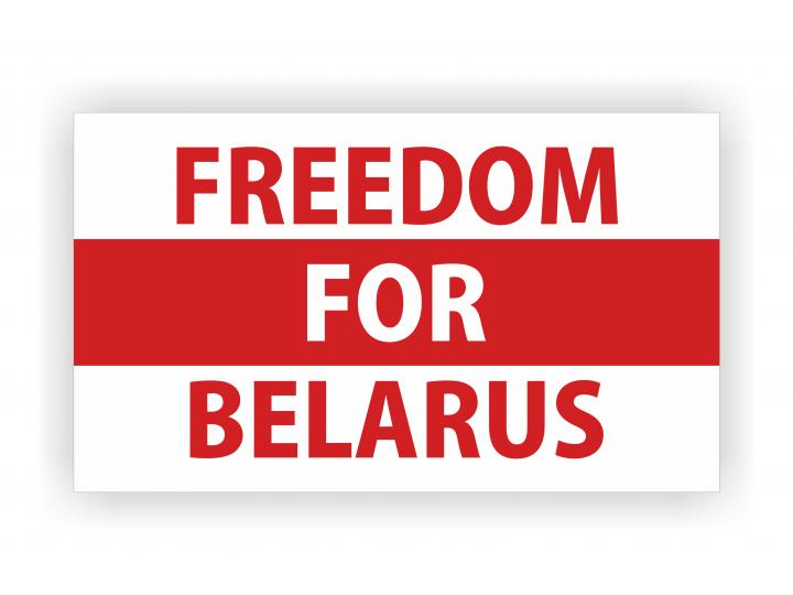 Freedom for Belarus