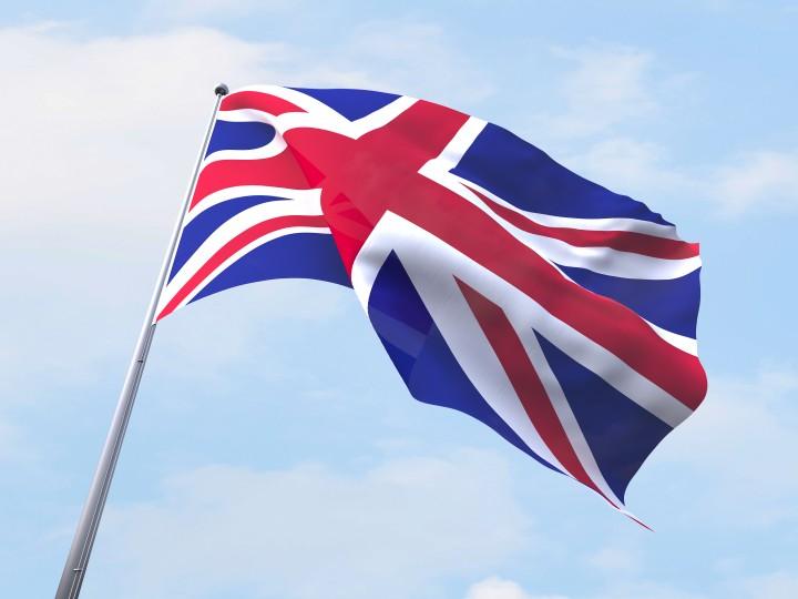 Jungtinės Karalystės vėliava