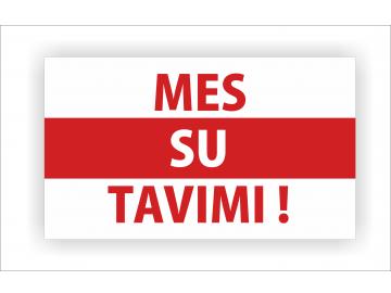 Mes su tavimi Baltarusija
